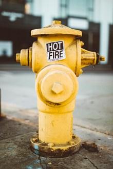室外地上式消火栓图片