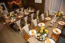 西式餐桌餐具摆放高清图