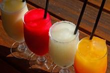 美味水果鸡尾酒高清图片