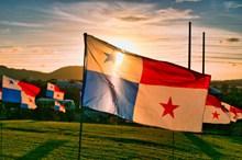 巴拿马国旗图片下载