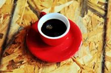 黑色浓香咖啡高清图