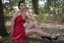 西西少妇人体艺术写真高清图片