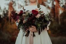 新娘捧花花束图片素材
