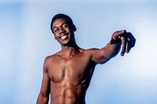 非洲gogo男人体艺术高清图片