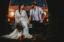 婚纱写真样片摄影图图片