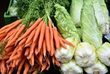 红萝卜蔬菜图片
