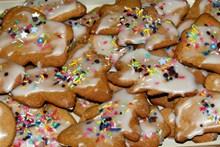 美味圣诞姜饼图片大全