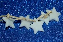 圣诞星星饰品高清图片