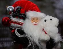 圣诞节圣诞老人图片大全
