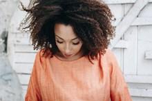 短发爆炸头发型高清图