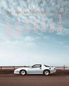 12月份月历高清图