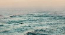 唯美大海壁纸高清精美图片
