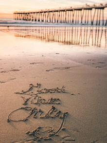 非主流沙滩文字 非主流沙滩文字大全图片大全