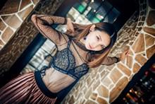 日韩美女人体写真图片素材