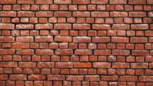 红色方块砖墙背景图片大全