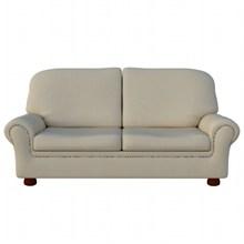 白色皮革沙发高清图