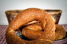 土耳其面包圈高清图