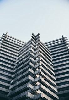 旧大楼建筑外观图片下载
