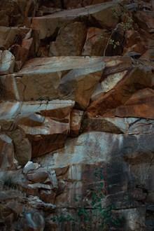 岩石峭壁高清精美图片