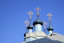 教堂十字架图片下载