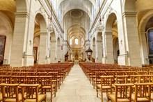 大教堂椅子精美图片