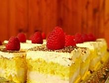 美味蛋糕块高清图