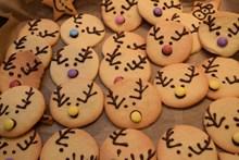 自制曲奇饼干图片