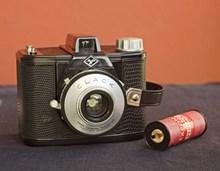 复古胶卷相机精美图片