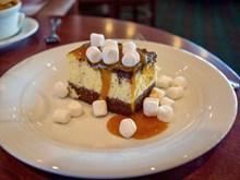 棉花糖芝士蛋糕图片大全