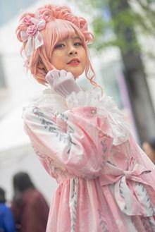 cosplay动漫美女精美图片