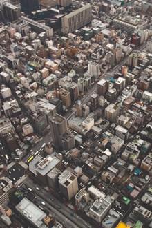 城市航拍素材高清图片