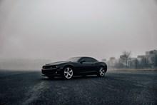 霸气黑色汽车图片素材