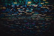计算机代码程序高清图片