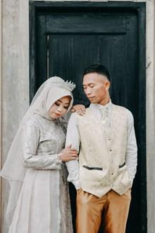 异国风情婚纱写真图片