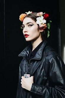 彩妆造型模特美女高清图