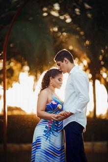 浪漫温馨情侣高清图