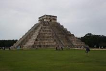墨西哥金字塔建筑精美图片