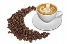 咖啡豆现磨咖啡精美图片