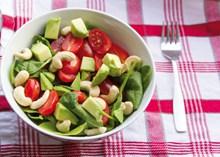 蔬菜腰果沙拉精美图片
