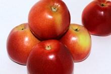 大红鲜苹果精美图片