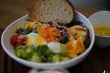 营养蔬菜水果沙拉高清图