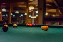桌面台球高清图