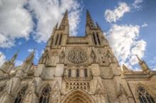 法国大教堂图片