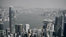 滨海城市大楼建筑图片素材