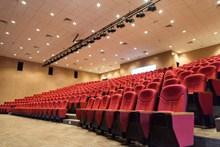 电影院座椅精美图片