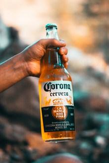 科罗娜啤酒图片素材