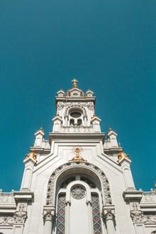 伊斯坦布尔教堂图片