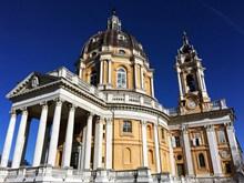 意大利都灵大教堂高清图片
