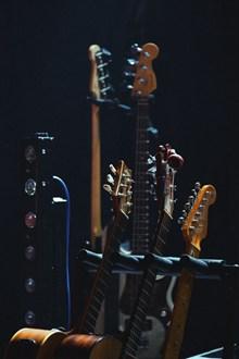 木吉他乐器图片素材