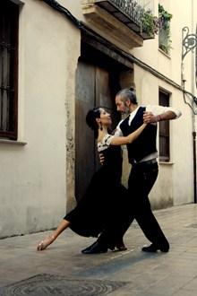 拉丁双人舞图片大全